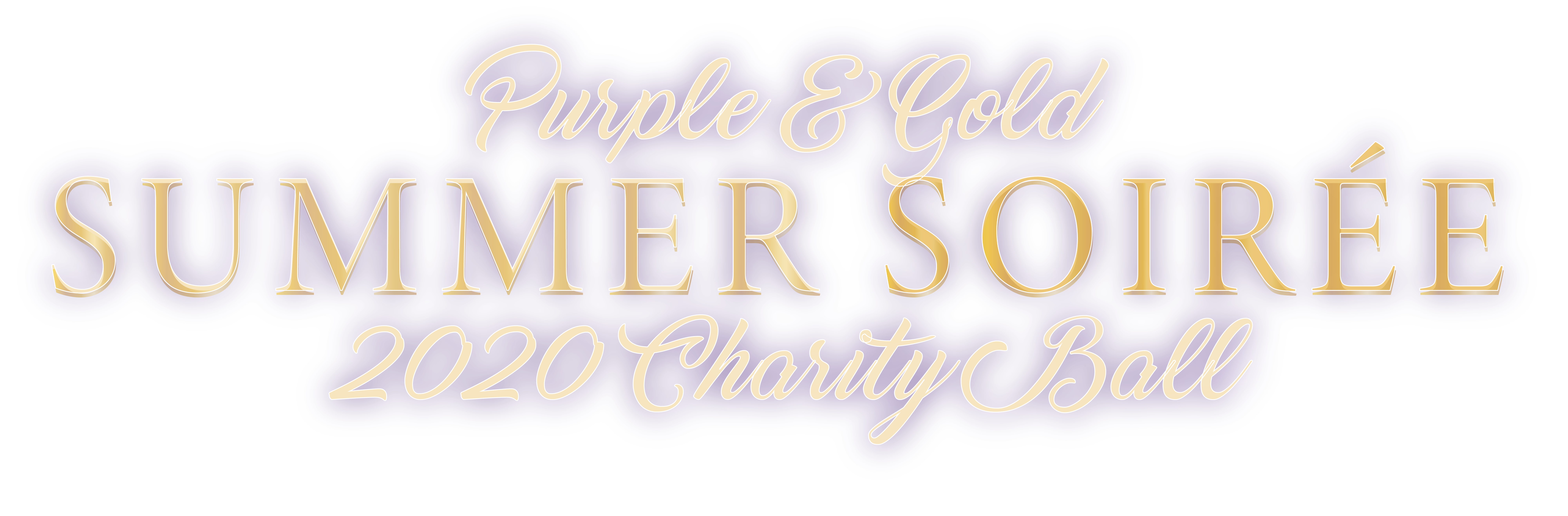 Sigma Iota's Annual Purple and Gold Ball
